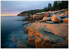 Otter Point, Acadia National Park, Maine.  ( )