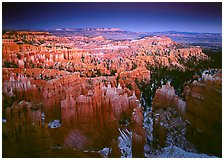 Sunset Point, Bryce Canyon National Park, Utah.  ( )