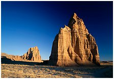 Cathedral Valley, Capitol Reef National Park, Utah.  ( )