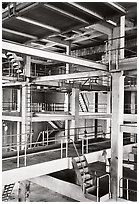 Industrial Interior, Los Angeles, 1980.  ( )