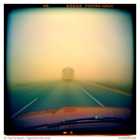 Little House on the Freeway, 2003.  ()